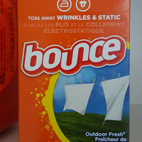 Bounce Outdoor Fresh Fabric Softener Sheets 160 Count uploaded by Tejal F.