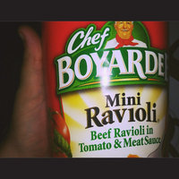 Chef Boyardee Mini Ravioli uploaded by Katie C.