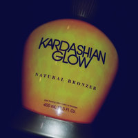 Kardashian Glow Natural Bronzer 13.5-ounce Tanning Lotion uploaded by hannah b.