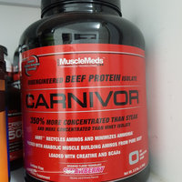 MuscleMeds Carnivor - Strawberry uploaded by Will A.