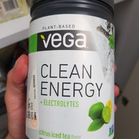 Vega Clean Energy US Citrus Iced Tea (14.4 oz) uploaded by Will A.