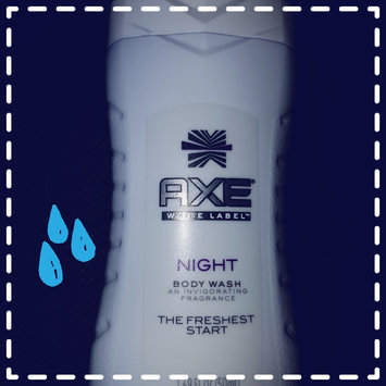 Photo of AXE White Label Night Body Wash uploaded by Simone J.