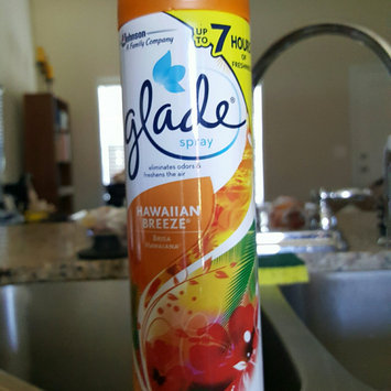 Photo of Glade Hawaiian Breeze Room Spray uploaded by Bethany L.