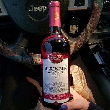 Photo of Beringer White Zinfandel Moscato Wine 750 ml uploaded by Amber M.