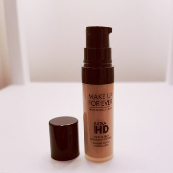 MAKE UP FOR EVER Ultra HD Foundation uploaded by Amber M.