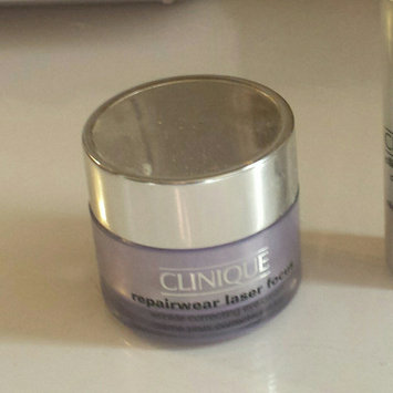 Photo of Clinique Repairwear Laser Focus™ Wrinkle Correcting Eye Cream uploaded by Carrie A.