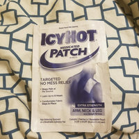 5 Pack Icy Hot Extra Strength Medicated Patch Large 5 Count each uploaded by Misty B.