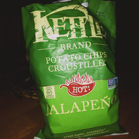 Kettle Brand® Jalepeno  Potato Chips uploaded by Sadaf K.