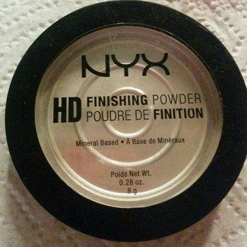 NYX HD Finishing Powder Banana uploaded by Becca L.