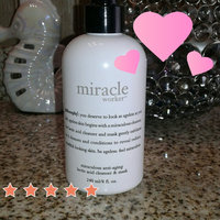 philosophy the miracle worker lactic acid cleanser uploaded by Daphne W.