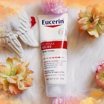 Photo of Eucerin Eczema Relief Body Creme - 8 oz uploaded by Leiny G.
