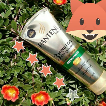 Photo of Pantene 3 Minute Miracle Moisture Renewal Deep Conditioner uploaded by rachel.Z ..