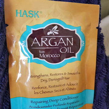 Photo of Hask Argan Oil Intense Deep Conditioning Hair Treatment uploaded by Soledad T.