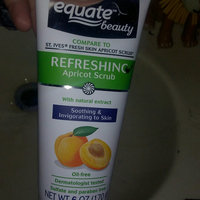 Equate Beauty Refreshing Apricot Scrub, 6 oz uploaded by Christie L.