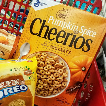 Photo of Cheerios Pumpkin Spice Cereal uploaded by Tish C.