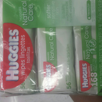 Photo of Huggies® Natural Baby Care Wipes uploaded by Michelle A.