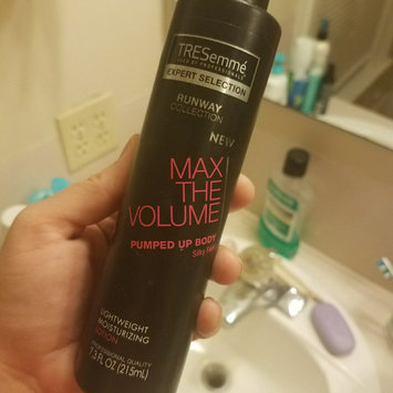 Photo of TRESemmé Expert Selection Max the Volume Lightweight Moisturizing Lotion uploaded by Kayley W.