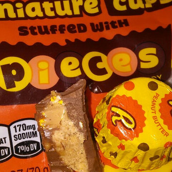 Photo of Reese's Pieces Peanut Butter Cup uploaded by Whitney G.