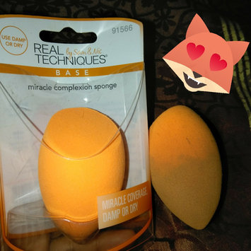 Real Techniques Miracle Complexion Sponge uploaded by Donna C.