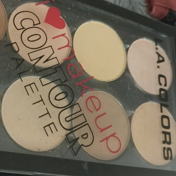 Photo of L.A. COLORS I Heart Makeup Contour Palette uploaded by jamie y.