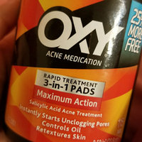 Oxy Deep Cleaning Medicated Acne Pads uploaded by Sammi F.