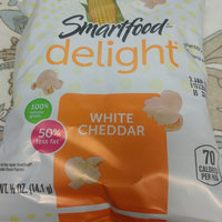 Smartfood® Delight® White Cheddar Cheese Popcorn uploaded by Jenni R.