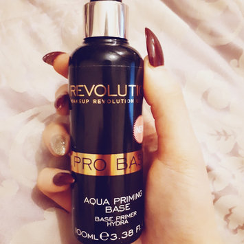 Photo of Makeup Revolution Aqua Prime Base Spray uploaded by Lucy W.