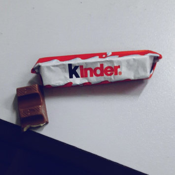 Photo of Kinder® Chocolate uploaded by Daneymis P.