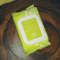 Acure Organics Unscented Argan Oil Cleansing Towelettes for Face & Body, 30 ea uploaded by Ashley W.