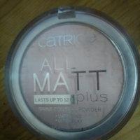 Catrice All Matt Plus Shine Control Powder uploaded by Wadi S.