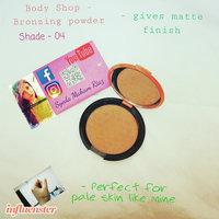 The Body Shop Honey Bronzing Powder uploaded by Maham R.