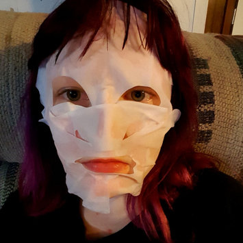 Photo of Dermactin - Ts Dermactin-TS Facial Sheet Mask Brightening uploaded by Saraskyblue _.
