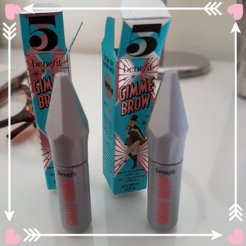 Benefit Cosmetics Gimme Brow Volumizing Eyebrow Gel uploaded by Sheyla B.