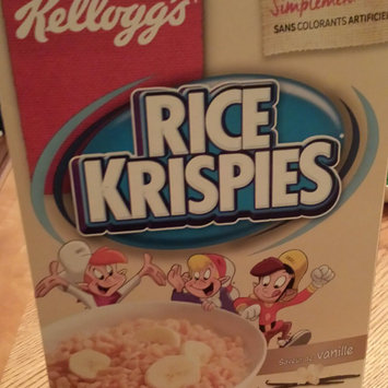 Photo of Kellogg's® Rice Krispies® Cereal uploaded by Grace L.