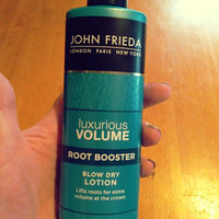 John Frieda® Luxurious Volume Root Booster Blow-Dry Lotion uploaded by Penny G.