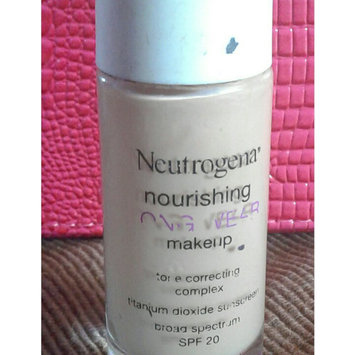 Photo of Neutrogena® Nourishing Long Wear Liquid Makeup Broad Spectrum SPF 20 uploaded by sarah s.