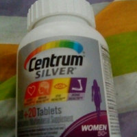 Centrum Silver Women's Multivitamin/Multimineral Supplement - 200 Tablets uploaded by Lear-39393 Maria de los Angeles N.