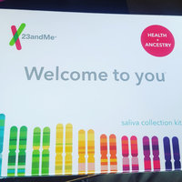 23andMe uploaded by Yaravi C.