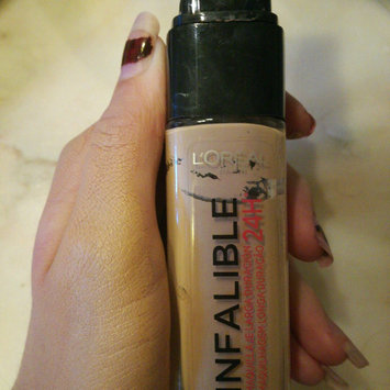 L'Oréal Paris Infallible Stay Fresh Foundation uploaded by Lee_Andrea___ A.