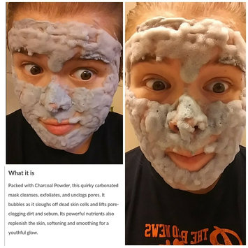 Elizavecca Milky Piggy Carbonated Bubble Clay Mask uploaded by Charlotte S.