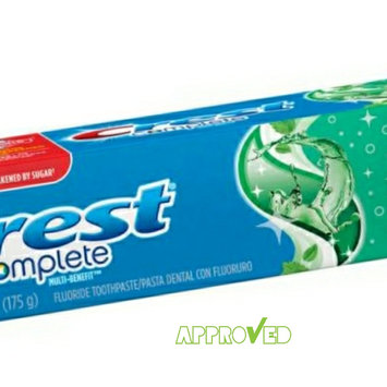 Photo of Crest Complete Whitening Plus Scope Toothpaste uploaded by Bryanna R.