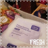 Clean & Clear® Makeup Dissolving Facial Cleansing Wipes uploaded by Jamie P.