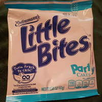 Entenmann's Little Bites Party Cakes, 5 count, 8.25 oz uploaded by Sara T.