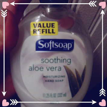 Photo of Softsoap® Soothing Aloe Vera Liquid Hand Soap uploaded by Denise R.