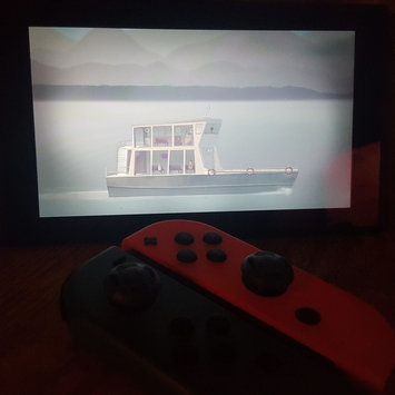 Photo of Nintendo Of America - Switch 32GB Console - Neon Red/neon Blue Joy-con uploaded by Tara Jessica S.