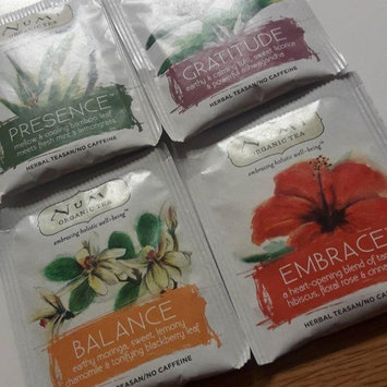 Photo of Numi Organic Tea Holistic Herbal Teasan Embrace uploaded by Melissa B.