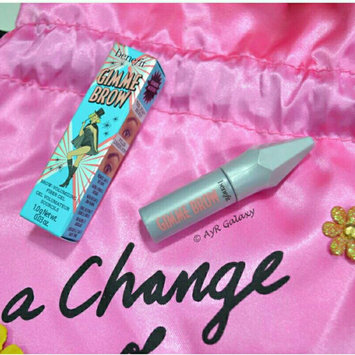 Benefit Cosmetics Gimme Brow Volumizing Eyebrow Gel uploaded by Rossy S.