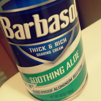 Barbasol Soothing Aloe Shaving Cream uploaded by Sara T.