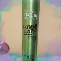 Garnier Fructis Style Extreme Control Anti-Humidity Aerosol Hairspray uploaded by Sara T.