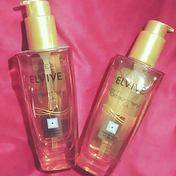 Photo of L'Oréal Paris Hair Expertise Extraordinary Oil uploaded by Alaa M.